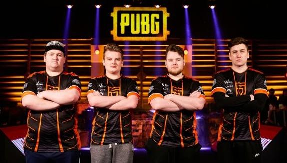 G2 Esports подписала бывший состав PENTA Sports по PUBG