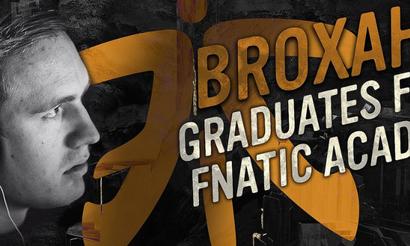 Broxah стал постоянным лесником Fnatic