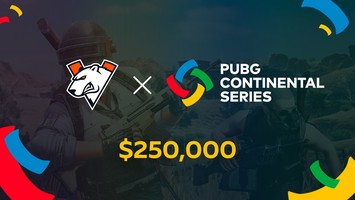 Virtus.pro will play in PUBG Continental Series 4: Europe