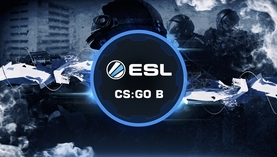 ESL CS:GO B