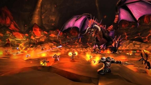 Игроки в World of Warcraft Classic убили Ониксию менее чем за минуту