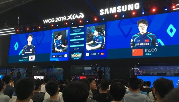 HawK сыграет с Infi в полуфинале World Cyber Games 2019 по WarcraftIII