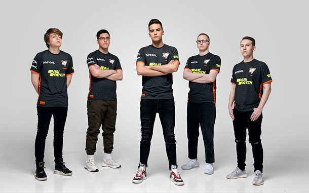 Virtus.pro | Source: VP