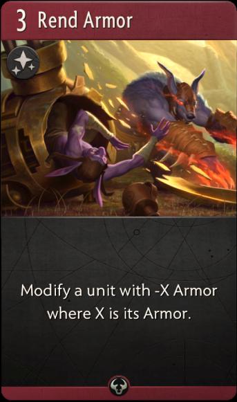 Rend Armor