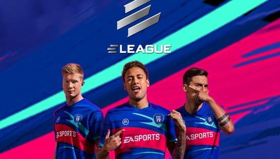 ELEAGUE проведет два турнира по FIFA 19