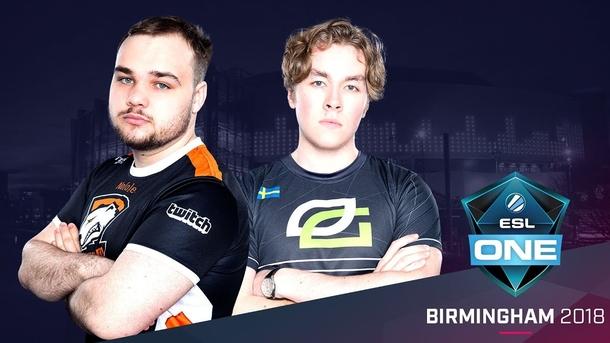 OpTic Gaming VS Virtus.pro Grand Final ESL One Birmingham