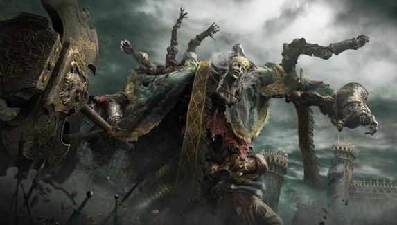 FromSoftware опубликовала 17 скриншотов из Elden Ring — многорукие монстры и величественные замки