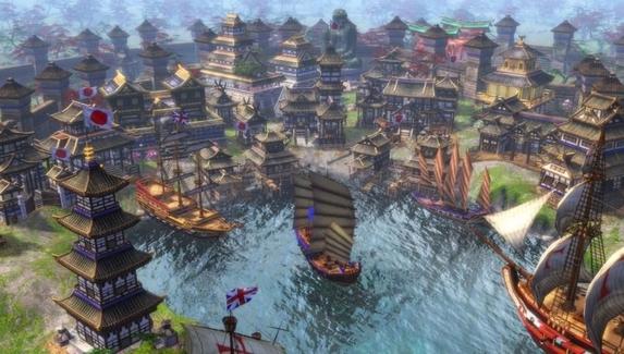 В сети появились скриншоты со сравнением оригинала и ремастера Age of Empires III