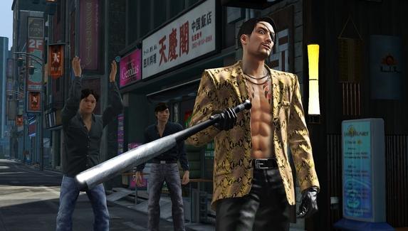 СМИ: SEGA экранизирует серию игр Yakuza