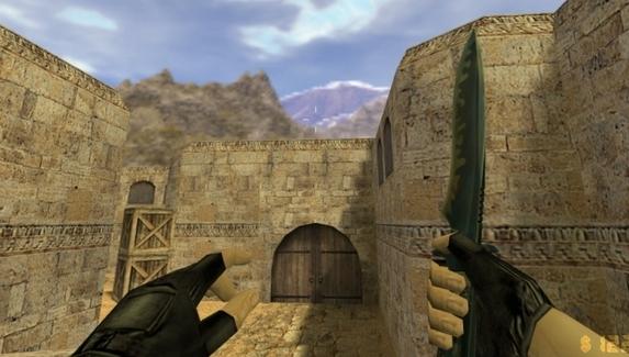 Возможно, в CS:GO появится классический нож из Counter-Strike — почему некоторые этим недовольны?
