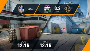 VP's and NiP's important fight for ECS points