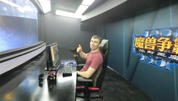 Российский игрок прошел в полуфинал mTw Legendary Cup по Warcraft III