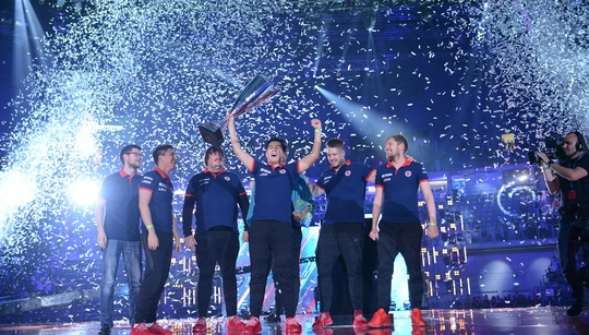 The Major that no one saw coming: The stories of PGL Krakow