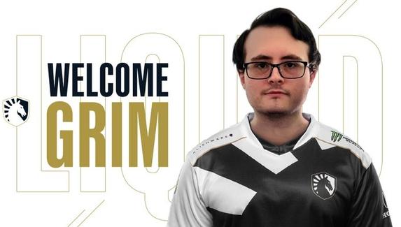 Официально: Grim стал игроком Team Liquid