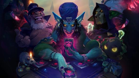 Blizzard представила новое приключение для Hearthstone из серии «Возмездие теней»