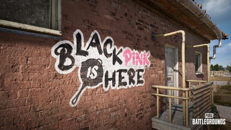 В PUBG пройдёт кроссовер с K‑pop группой BLACKPINK