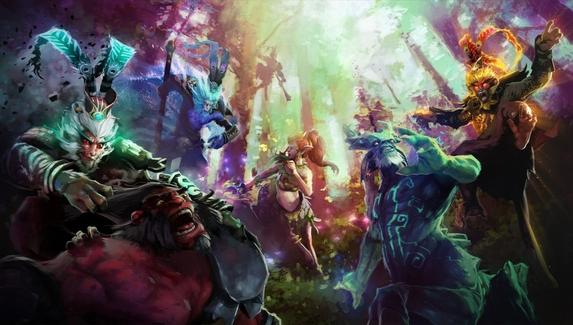 Гиролётчик и Морской титан — как вы относитесь к переводу персонажей Dota Underlords?