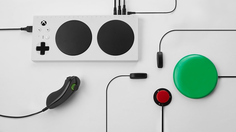 The Xbox Adaptive Controller will be available in September.