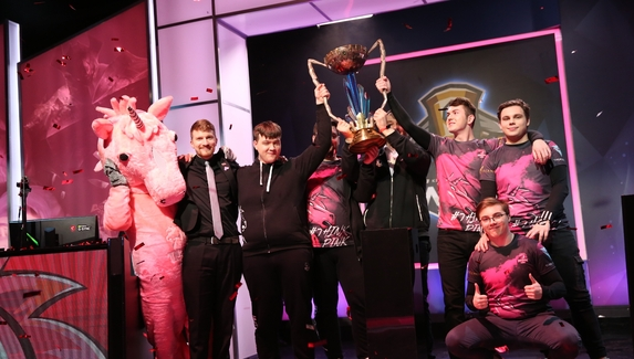 Unicorns of Love победили на LCL Summer 2019