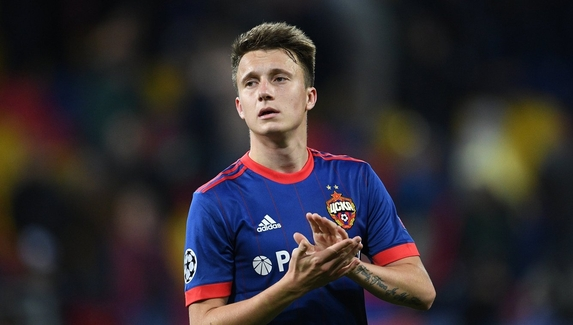 Александр Головин попал в команду FUT Freeze в FIFA 21