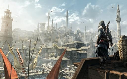 Константинополь до сих пор остается одним из красивейших мест, посещенных в игре