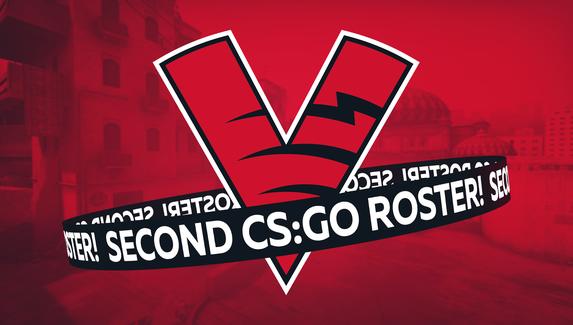 Virtus.pro подписала второй состав по CS:GO