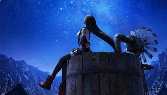 Final Fantasy VII Remake стартовала с первой строчки в британском чарте