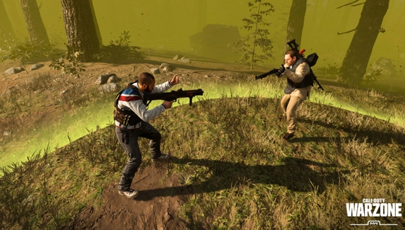 В Call of Duty: Warzone вновь появился баг, который позволяет выживать за пределами зоны