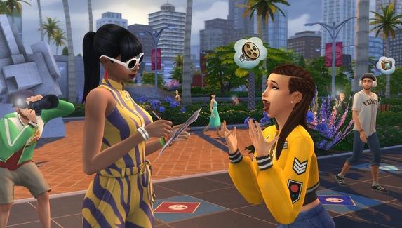 В магазине VK Play началась распродажа со скидками до 80% на The Sims 4 и все дополнения