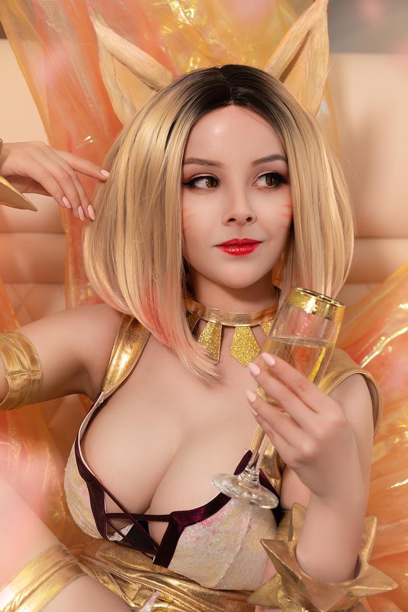 Ahri из League of Legends. Источник: группа Helly von Valentine во «ВКонтакте»