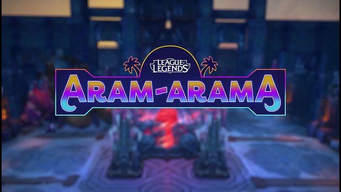 Aram reroll 2018