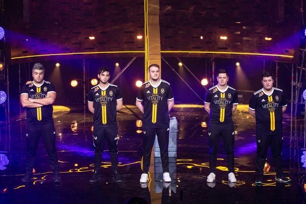 Team Vitality: RpK, shox, ALEX, apEX и ZywOo | Фото: epicenter.gg