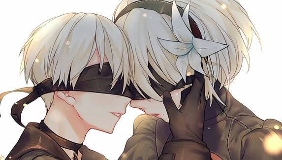 Square Enix представила плюшевых героев NieR: Automata — по ₽6 тысяч за штуку