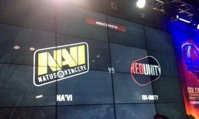WGL: RR-Unity уступают Na`Vi