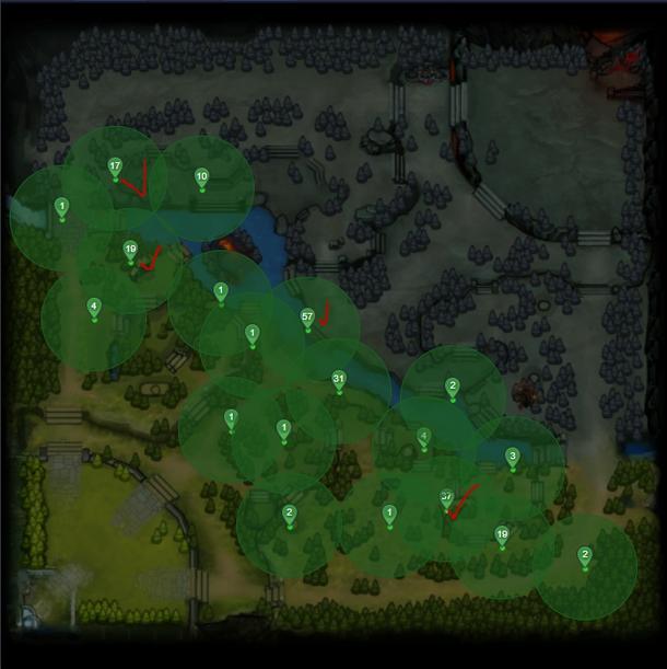 Observer wards, 0-6 Min
