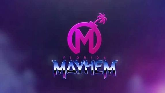 Florida Mayhem провела ребрендинг перед третьим сезоном Overwatch League