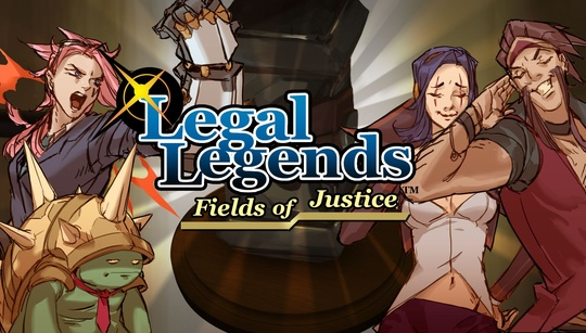 Legal Legends minigame brings your favourite champions to the courtroom!
