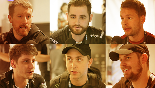 Here's what 17 CS:GO professionals think about the FACEIT Minor circuit