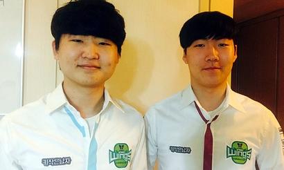 Jin Air Green Wings подписали контракты с тремя игроками