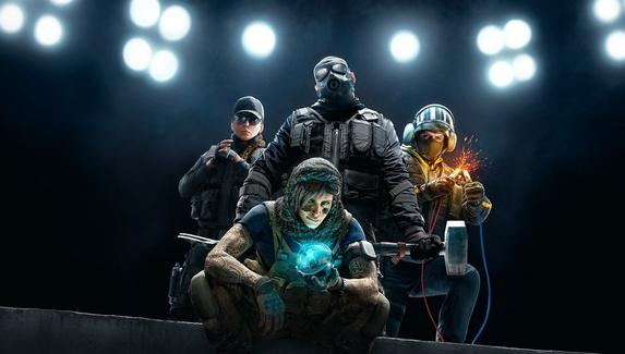 Авторы Rainbow Six Siege представили новую оперативницу