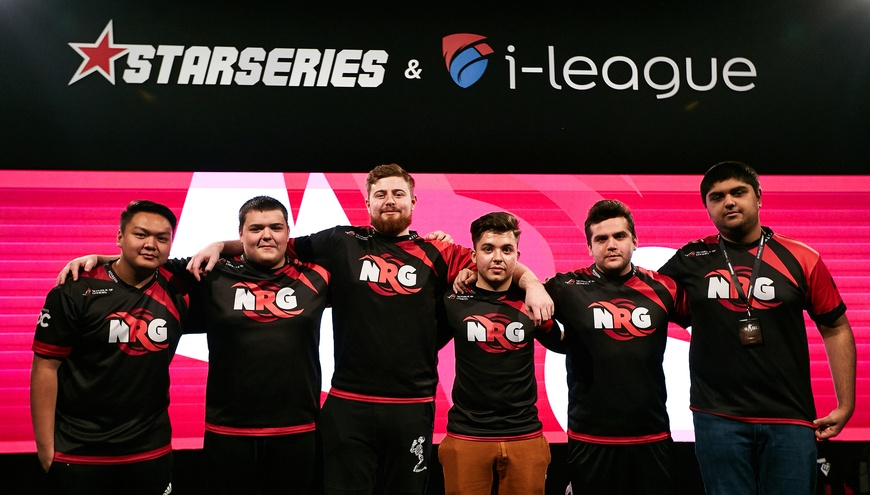 NRG Esports don't want to be the favourites at StarSeries i-League Season 6