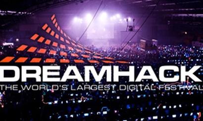 Первый матч DreamHack 2014