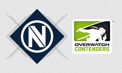 Team EnVyUs подписала второй состав по Overwatch
