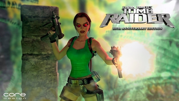 В сети опубликована игра во вселенной Tomb Raider, ранее считавшаяся утерянной