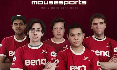 Mousesports подписали Team Tinker!