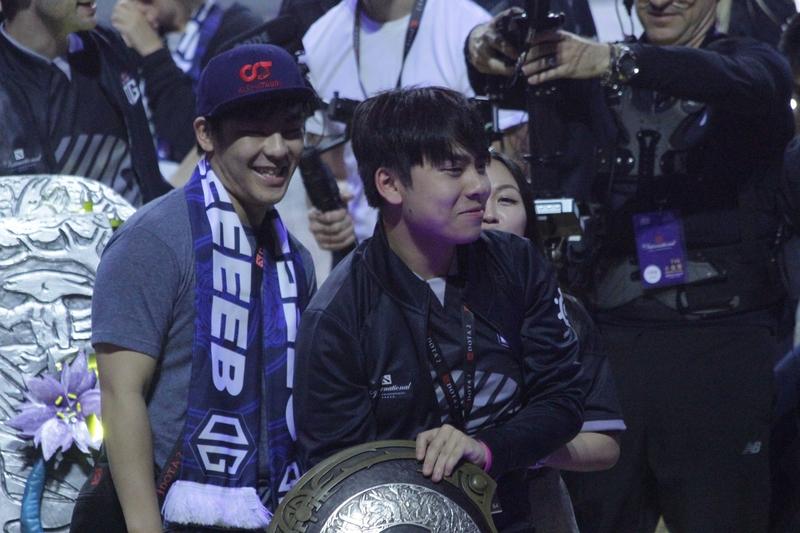 Ana и Aegis of Champions