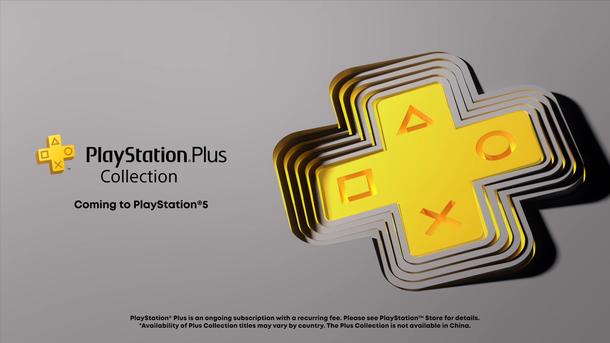 Логотип PlayStation Plus Collection