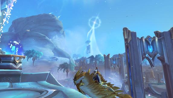 Попали в «рай» без приглашения —  обзор новой локации в World of Warcraft: Shadowlands