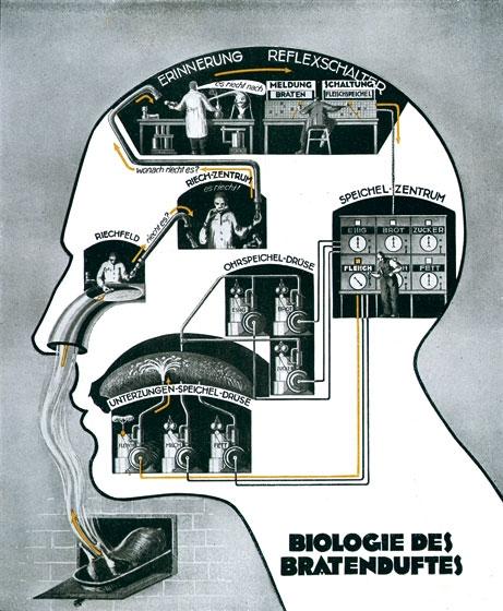 Иллюстрация из книги Фрица Кана, которой вдохновлялись авторы игры