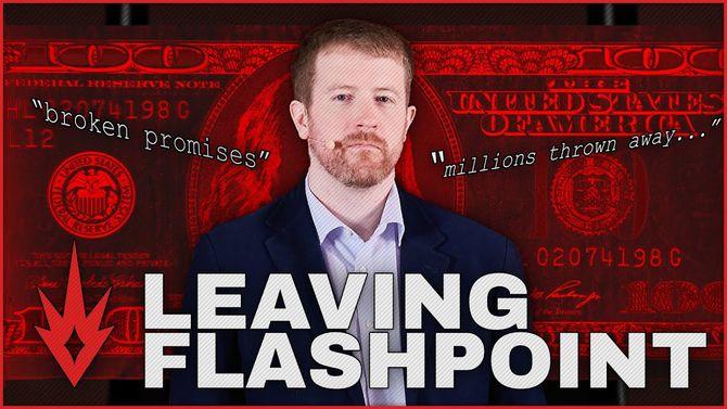 Thorin прекратил сотрудничество с Flashpoint